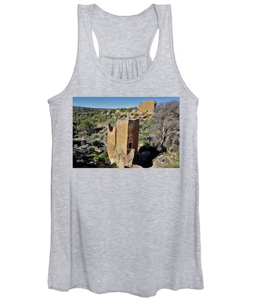 Holly Tower At Hovenweep Women's Tank Top
