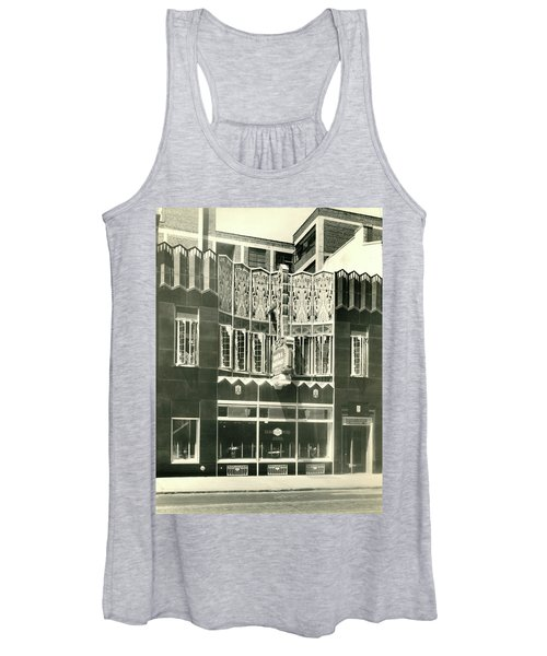 Horn And Hardart, S 18th St., Philadelphia Women's Tank Top