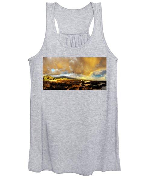 Hualalai Sunset Women's Tank Top