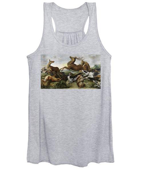 Hunting Women's Tank Top
