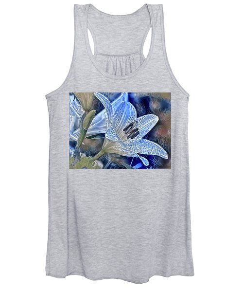 Ice Lily Women's Tank Top