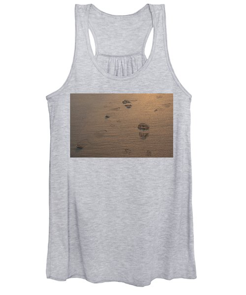 In The Sand Women's Tank Top