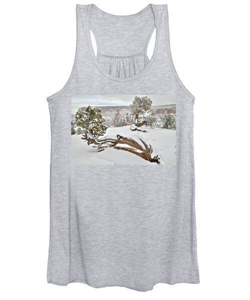 Independence Canyon Of Colorado National Monument Women's Tank Top