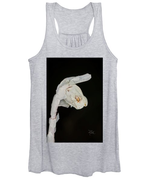 Indian Pipe Rabbit Head Women's Tank Top