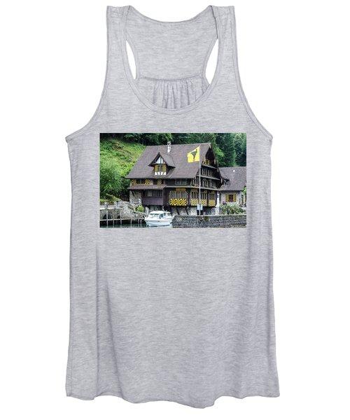 Inn On Lake Lucerne Women's Tank Top