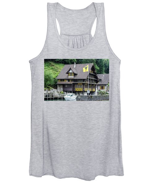 Inn On Lake Lucerne Women's Tank Top