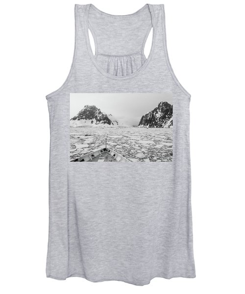 Into The Ice Women's Tank Top