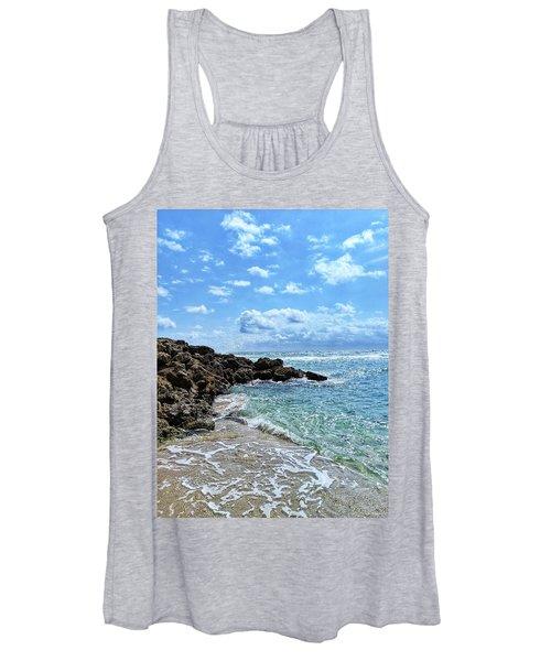 Just Beachy Women's Tank Top