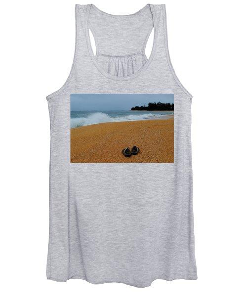 Ke'e Beach Women's Tank Top