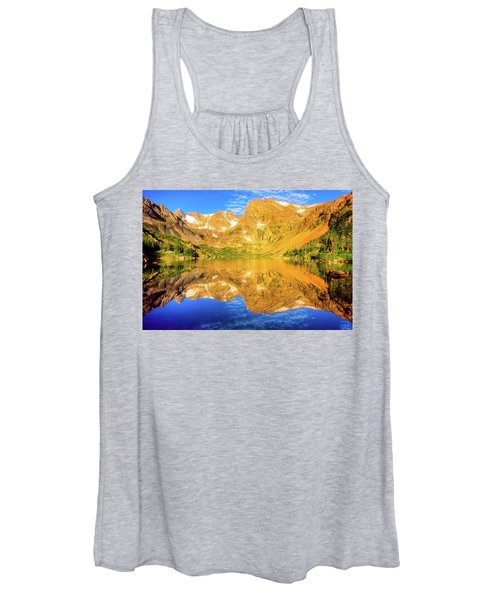Lake Isabelle, Revisited Women's Tank Top