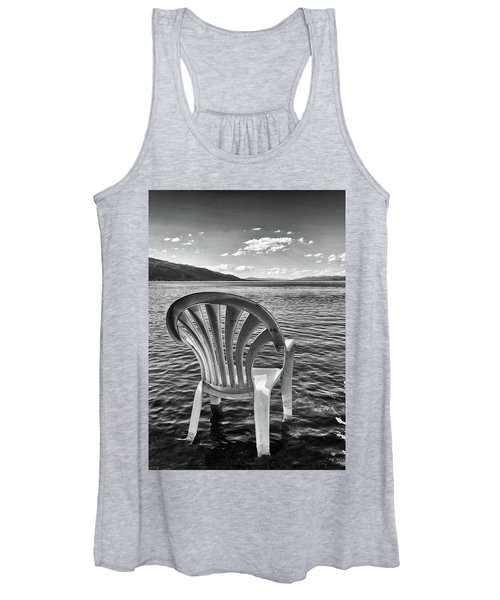 Lakeside Waiting Room Women's Tank Top