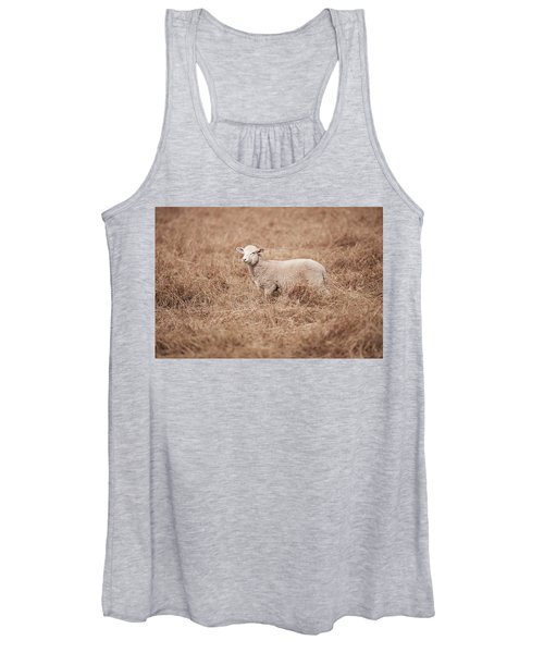 Lamb Women's Tank Top