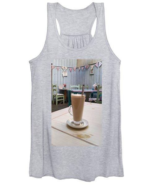 Latte Time Women's Tank Top