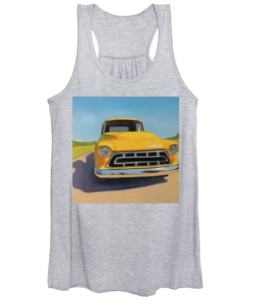 Lemon Drop Martini Women's Tank Top