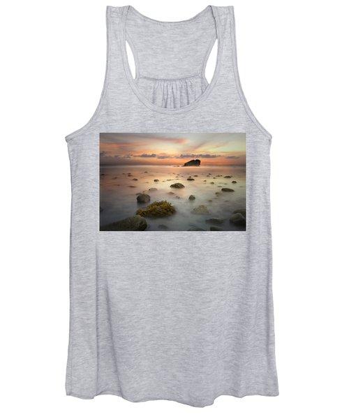 Malibu Sunset Women's Tank Top