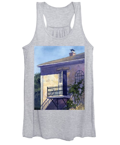 Letting The Morning In Women's Tank Top