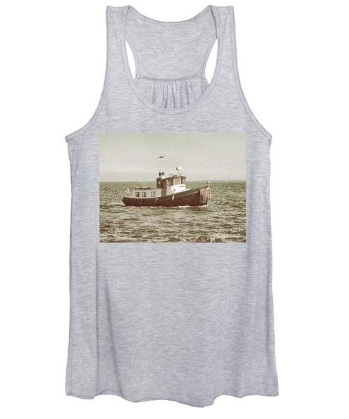 Lil Tugboat Women's Tank Top
