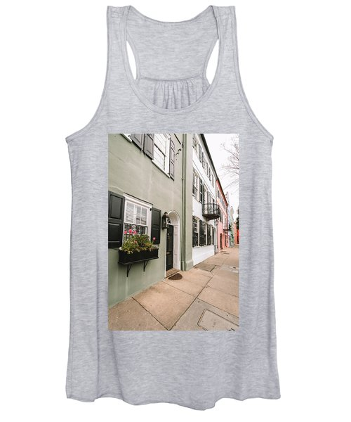 Live In Color Women's Tank Top