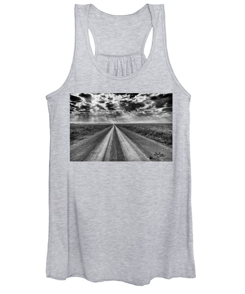 Long And Lonely Women's Tank Top