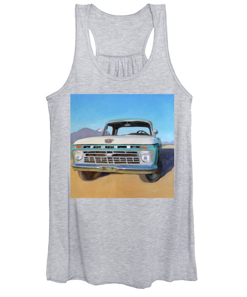 Lovers Lane Women's Tank Top