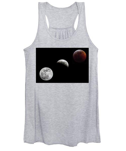 Lunar Eclipse Women's Tank Top