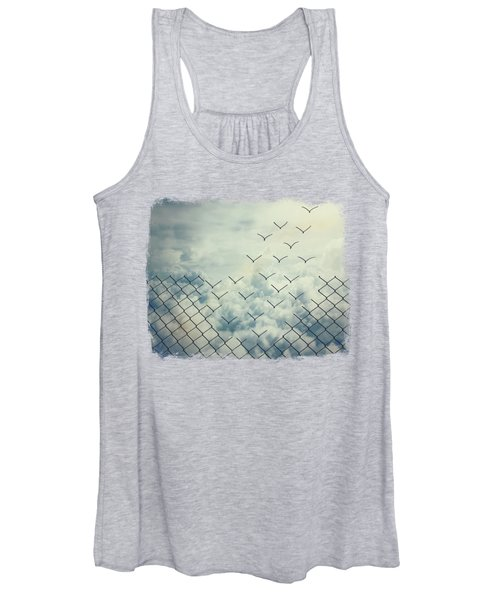 Magical Escape  Women's Tank Top