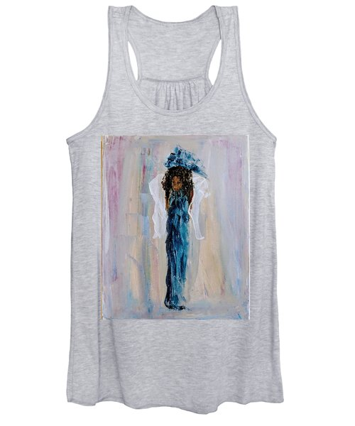Magnificent Angel Women's Tank Top