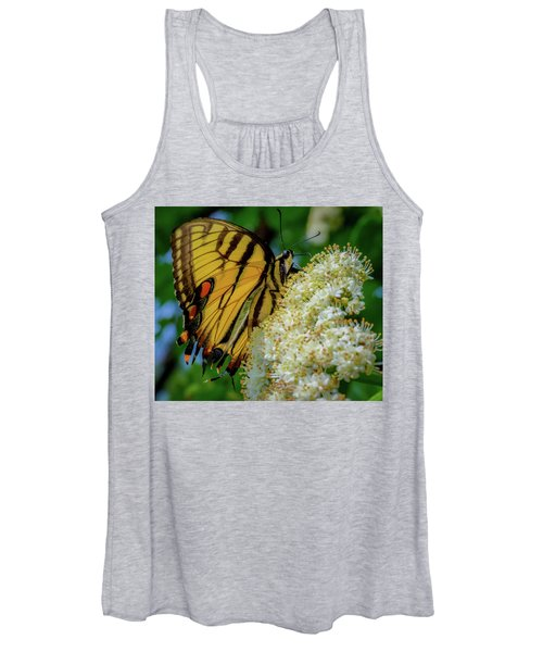 Manassas Butterfly Women's Tank Top