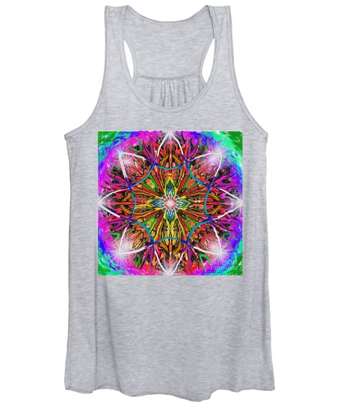 Mandala 12 11 2018 Women's Tank Top