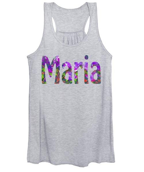 Maria Women's Tank Top