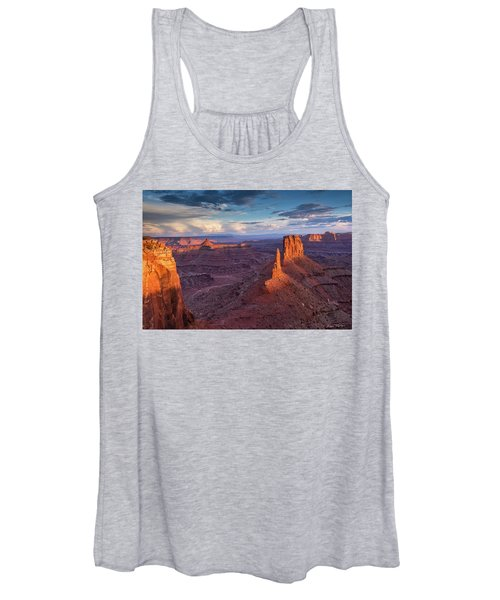 Marlboro Point - A Different View Women's Tank Top