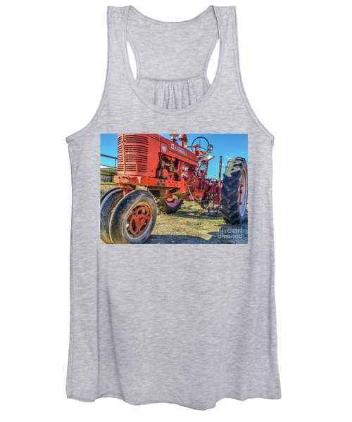 Mccormick Farmall Women's Tank Top