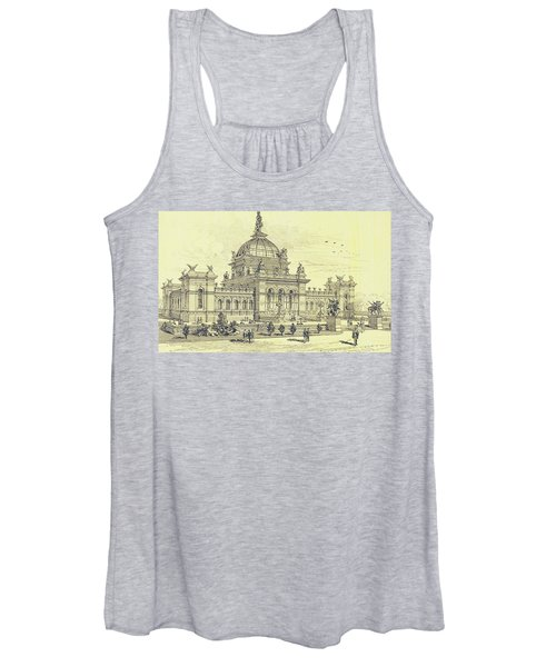 Memorial Hall, Centennial Women's Tank Top