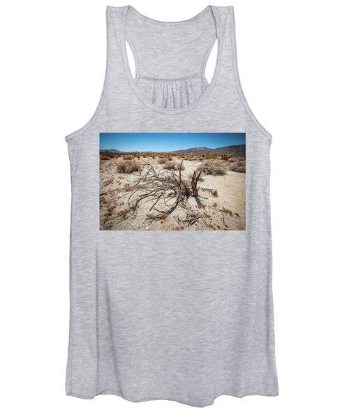 Mesquite In The Desert Sun Women's Tank Top