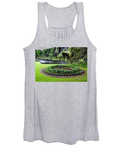 Middleton Gardens Mill Pond Women's Tank Top