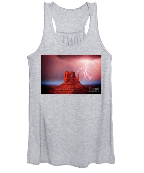 Monsoon Storm Women's Tank Top