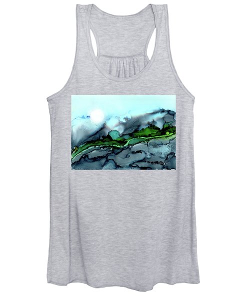 Moondance Iv Women's Tank Top