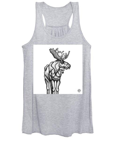 Moose Women's Tank Top