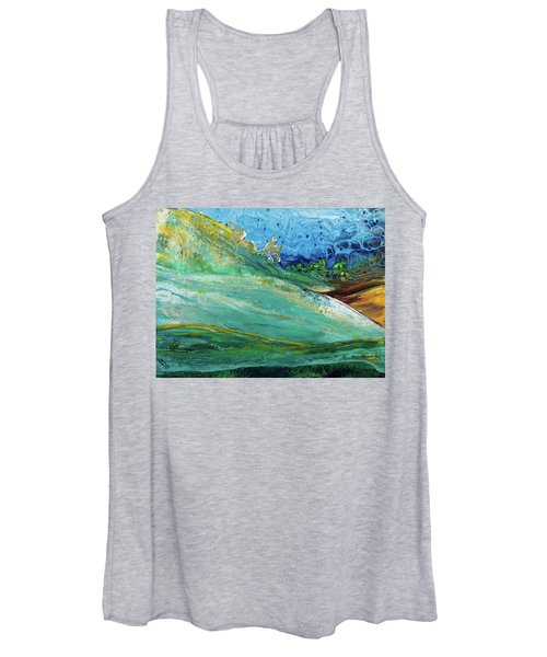 Mother Nature - Landscape View Women's Tank Top