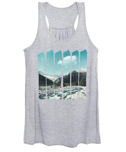 Mountain River Women's Tank Top
