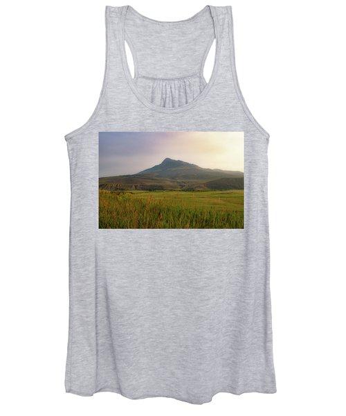 Mountain Sunrise Women's Tank Top