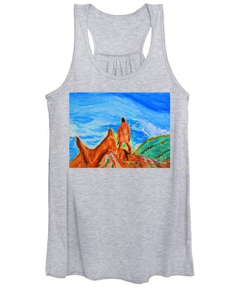 Mountain Vista Women's Tank Top