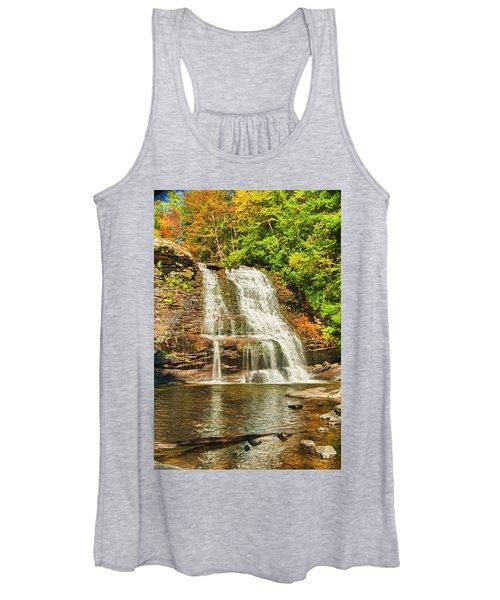 Muddy Creek Falls Women's Tank Top