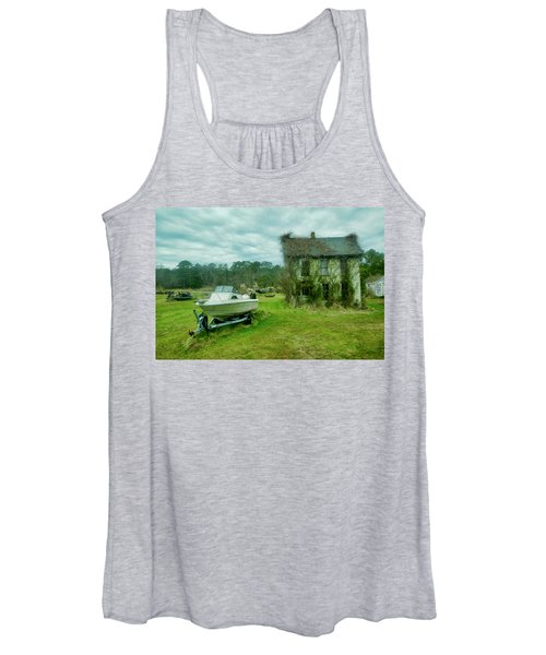 Auntie's Old House Women's Tank Top