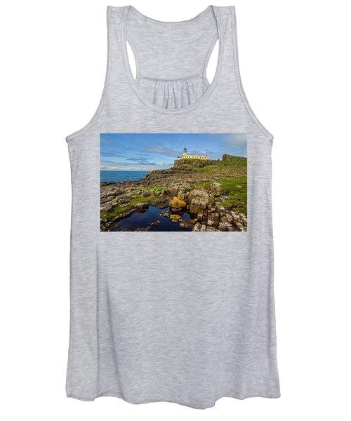 Neist Point Lighthouse No. 2 Women's Tank Top
