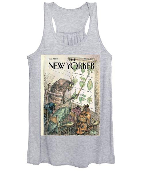 New Yorker July 10th, 2000 Women's Tank Top