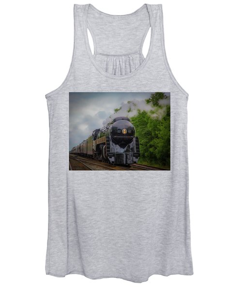 Norfolk And Western 611 Women's Tank Top