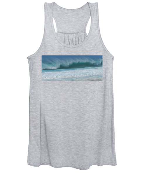 North Shore Surf's Up Women's Tank Top