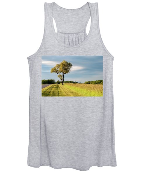Off The Road Women's Tank Top