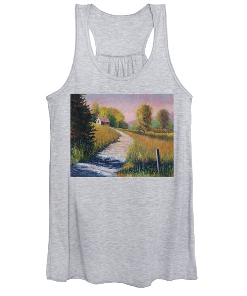 Old Road Women's Tank Top